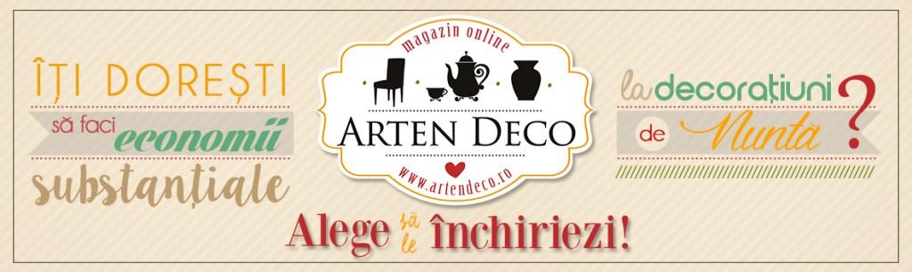 magazin online Arten Deco2 3x10